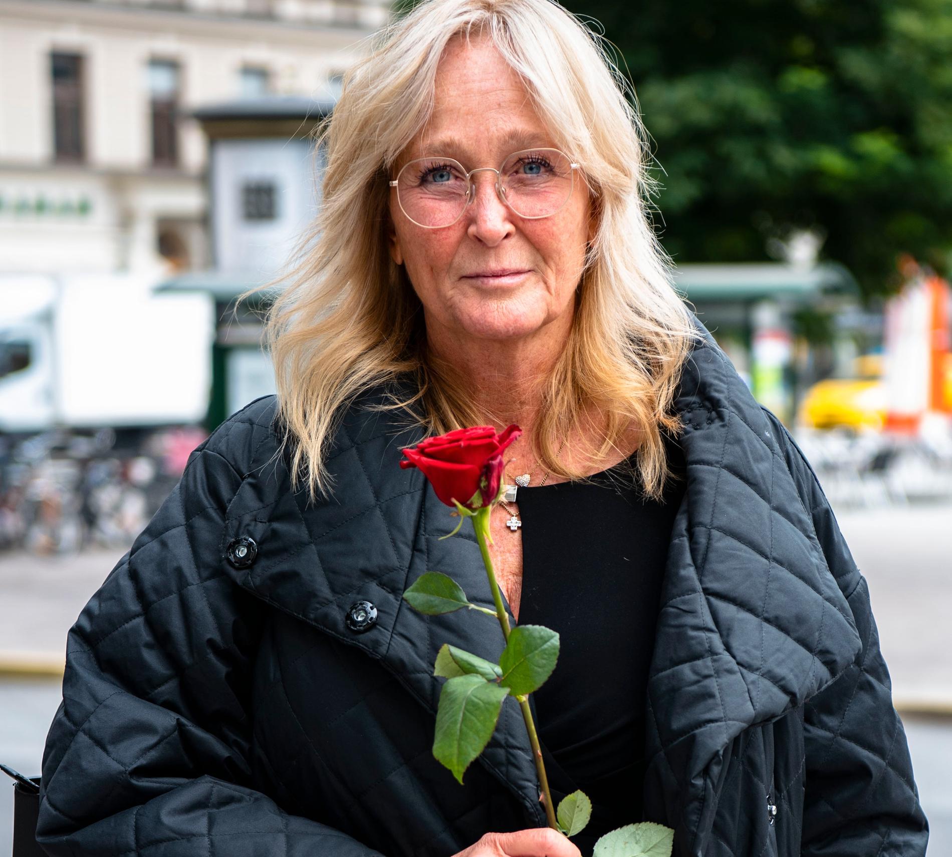 Pamela Andersson.