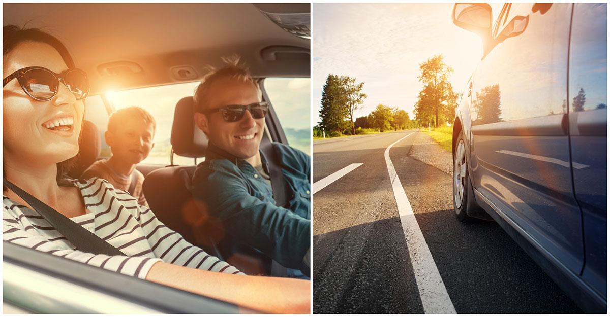 Ha koll på miljözonerna när du semestrar med bil i Europa.