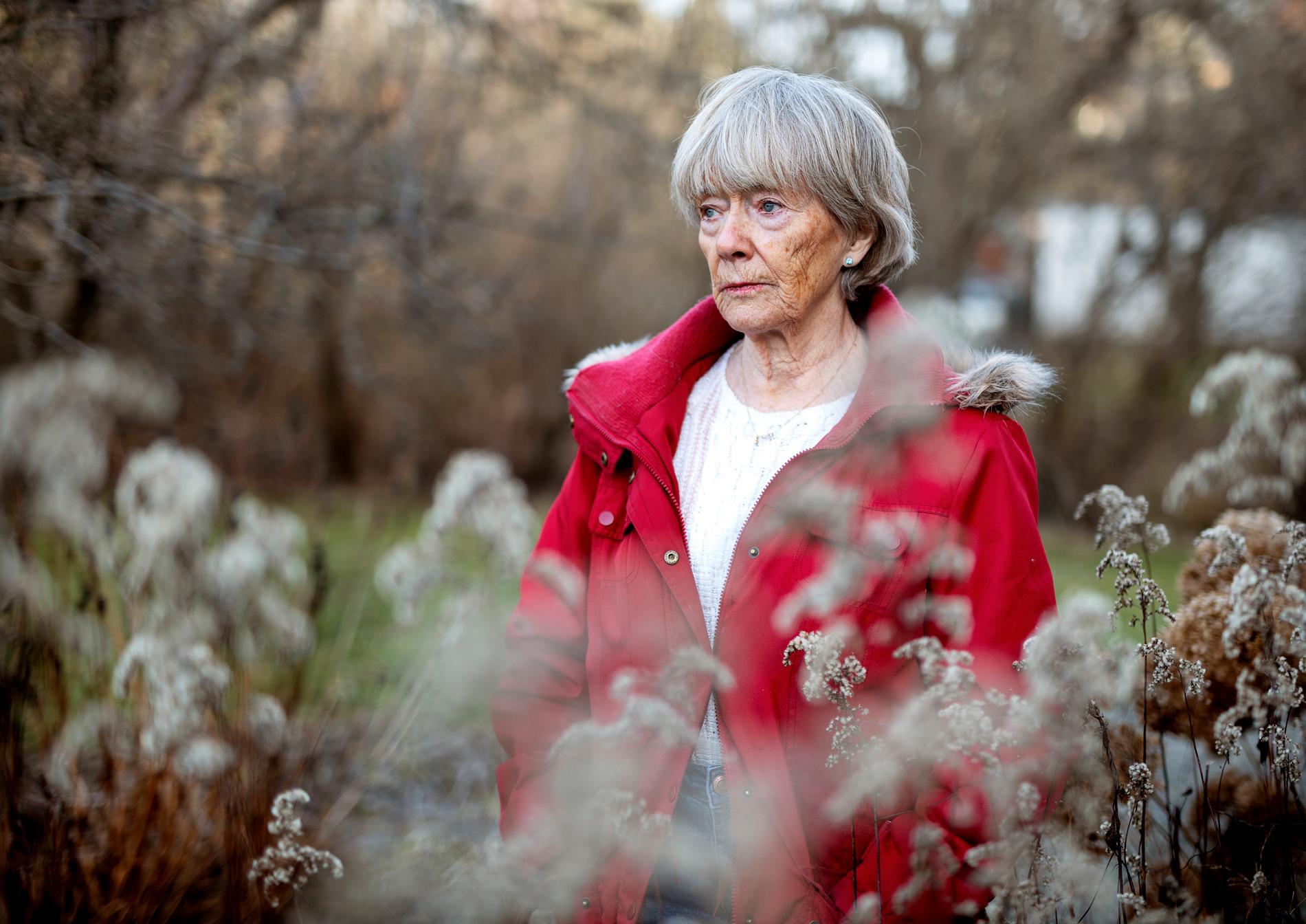 """Birgitta von Otters pappa var en av de första som fick veta att Förintelsen pågick. """"Han ville inte gärna prata om det"""", säger hon."""