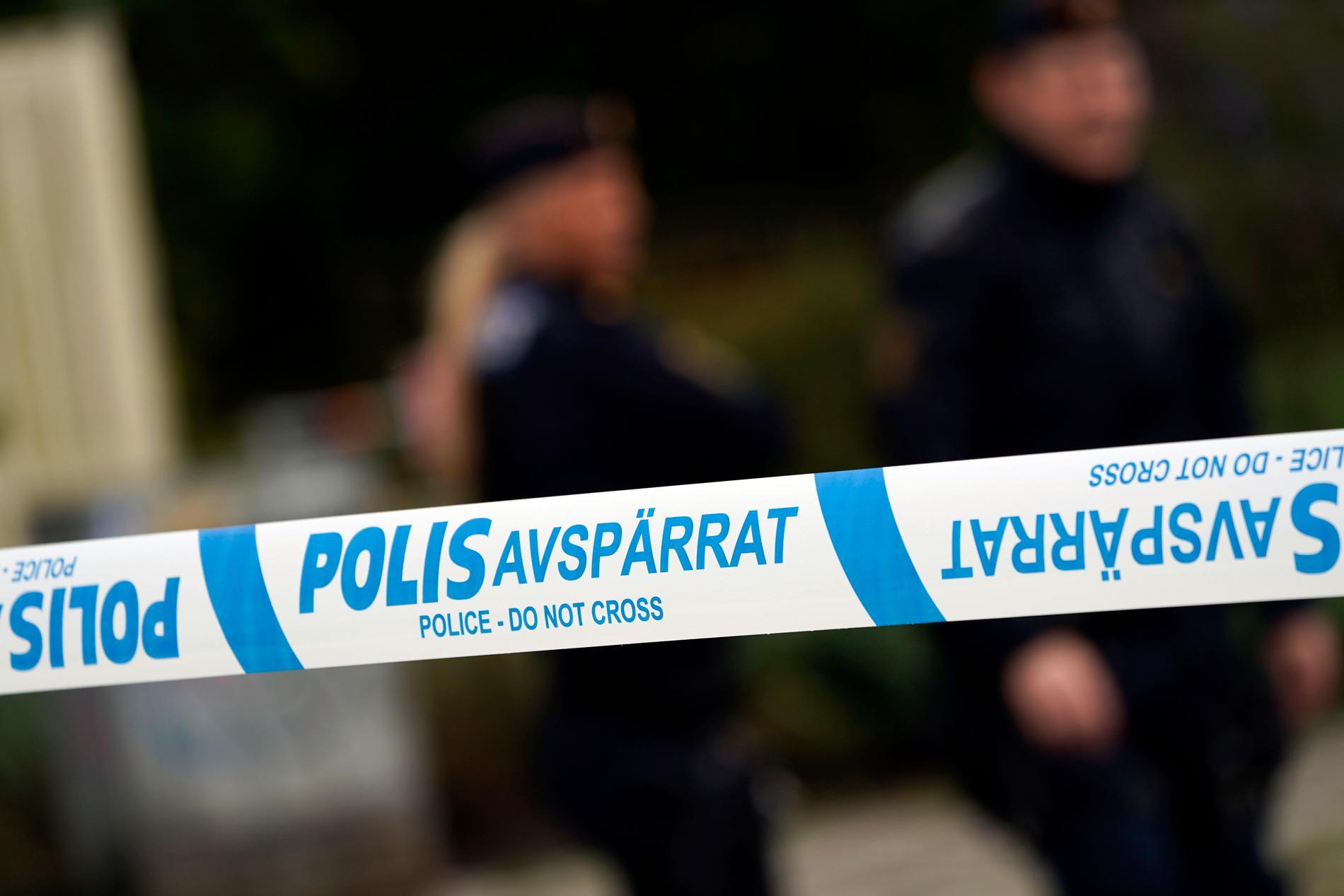 Ytterligare en man har gripits efter skjutningen i Ryd i LInköping i onsdags. Arkivbild.