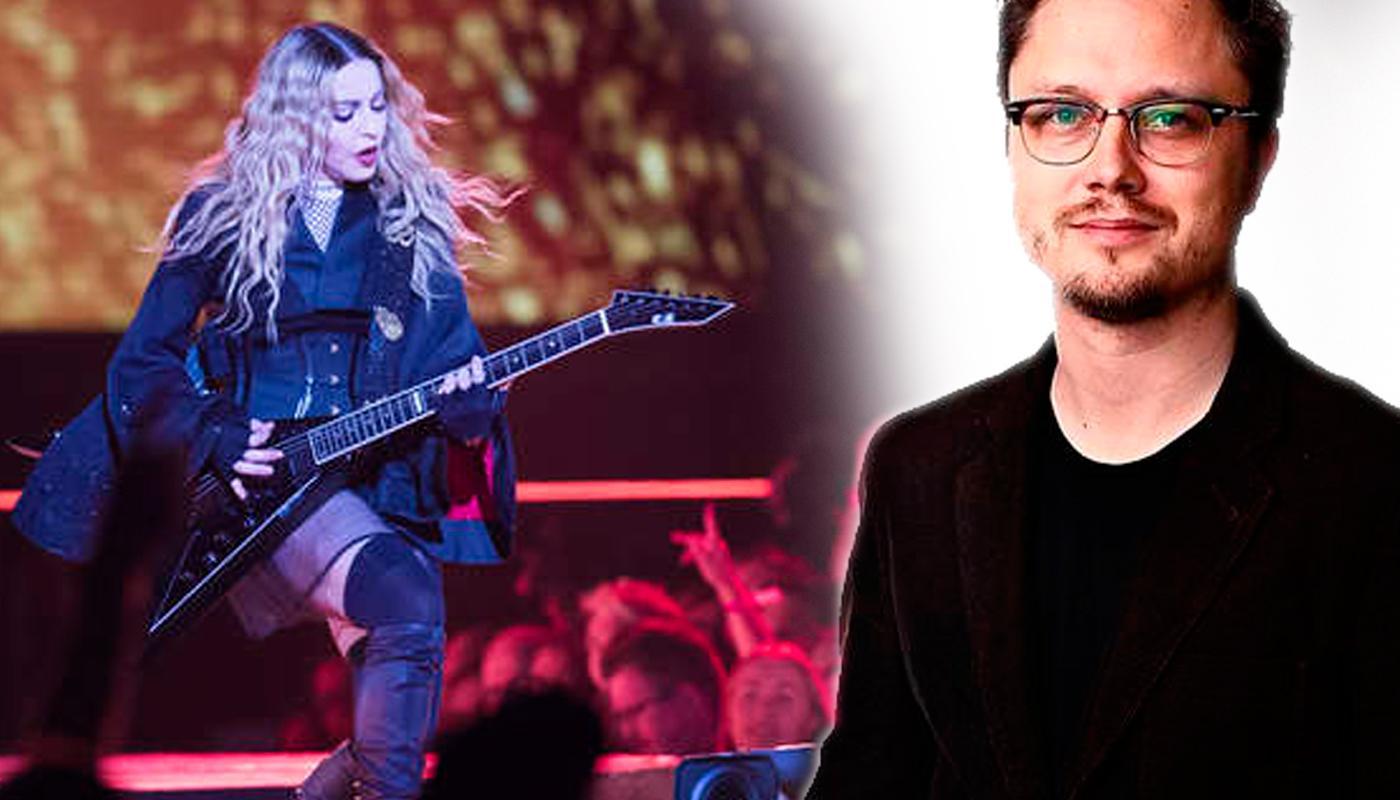Markus Larsson om musiken och tryggheten i någom
