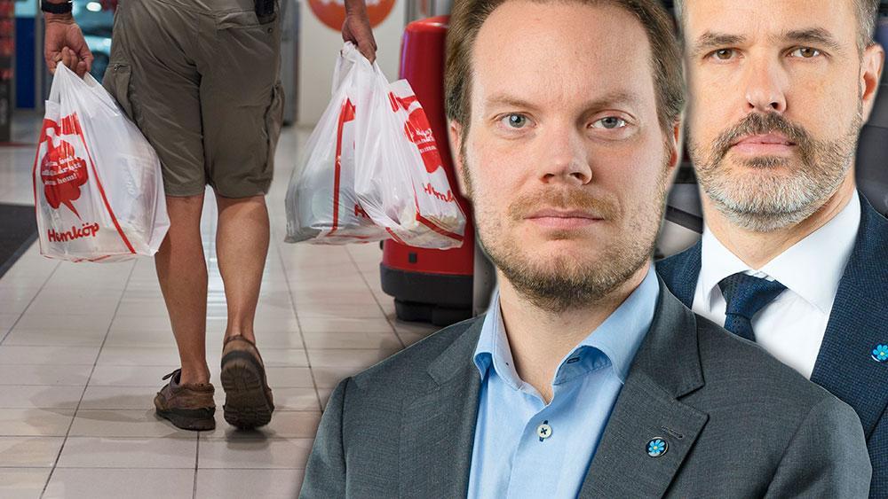 Vi kommer aldrig acceptera att Stefan Löfven med sina miljöradikala vänner straffbeskattar svenska medborgare. En straffbeskattning med ett enda syfte – att öka intäkterna till statskassan, skriver Martin Kinnunen, och Eric Westroth (SD).