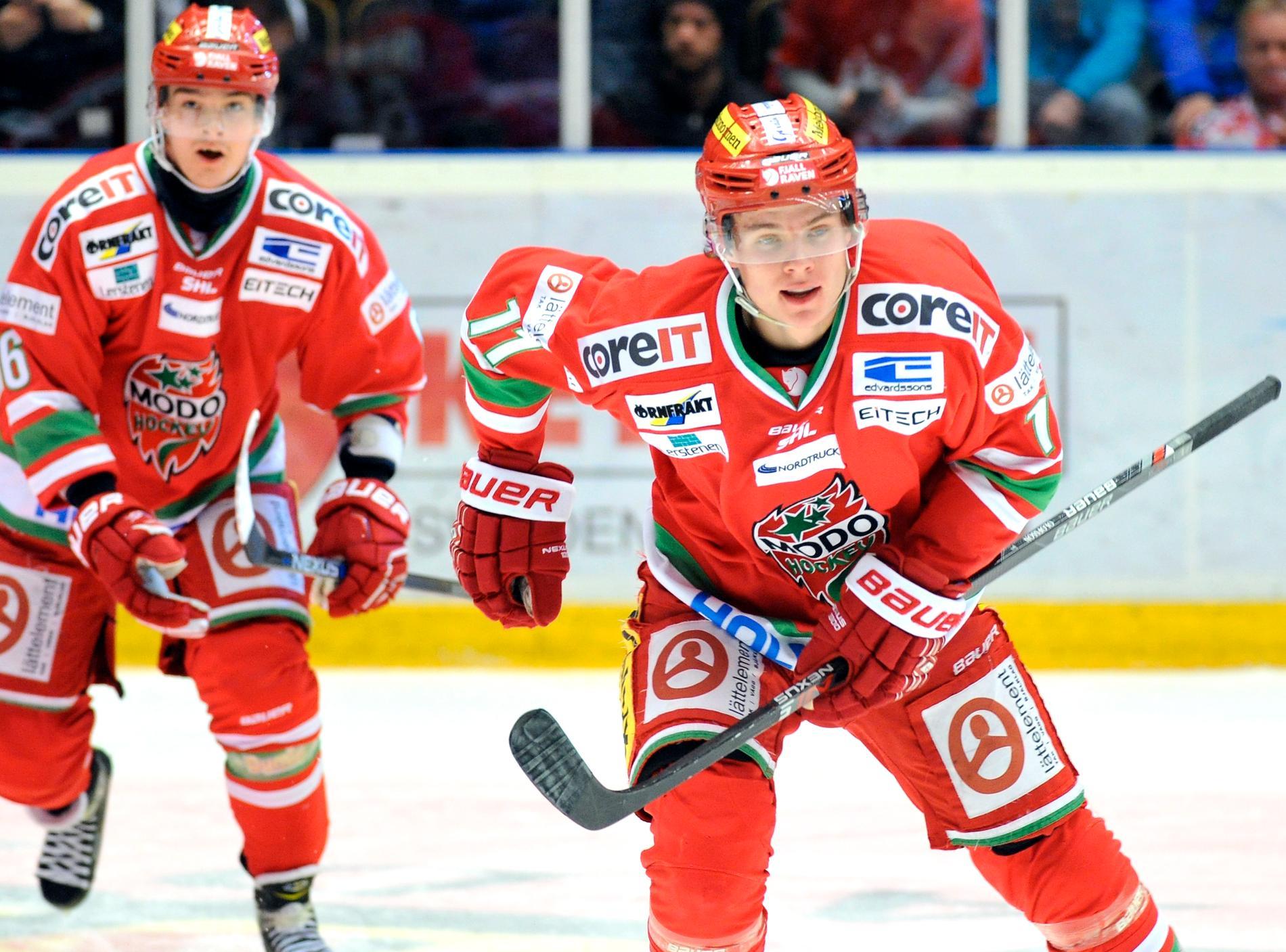 Victor Olofsson är ett av Frölundas nyförvärv.