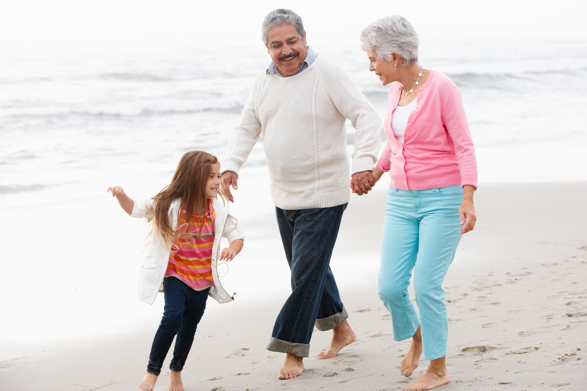 Att resa med barnbarnen blir stort 2020.