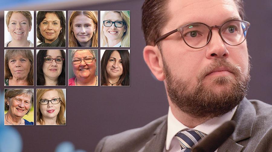 Som liberala kvinnor och feminister är vår fasta övertygelse att ett liberalt parti inte har något att göra i ett regeringsunderlag med högerkonservativa och högernationalistiska partier. En regering förhandlad med eller beroende av SD gör inte Sverige till ett bättre land för någon – särskilt inte för kvinnor, skriver tio L-politiker.