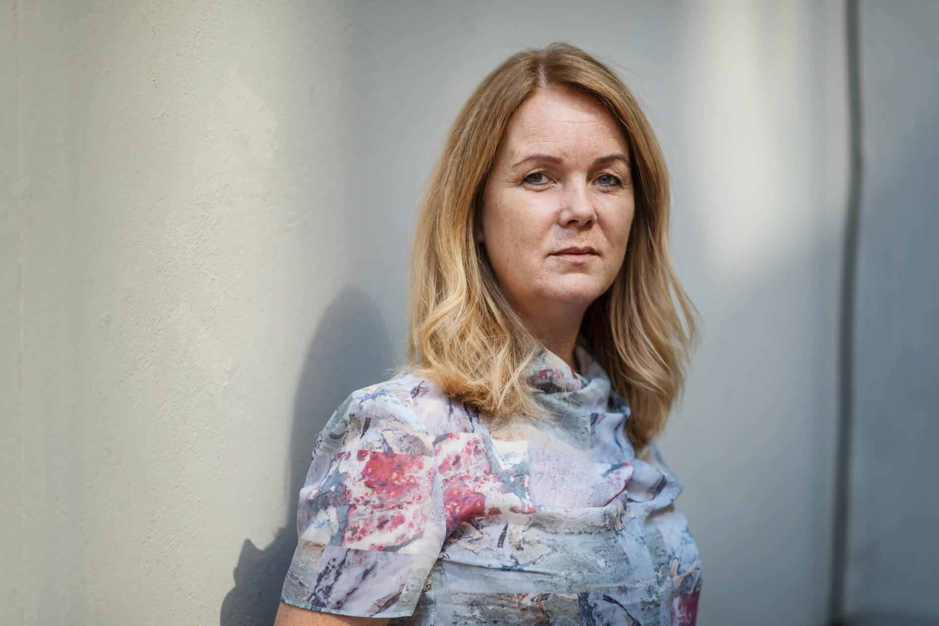 Landsbygdsminister Jennie Nilsson (S) vill begränsa EU-kommissionens förslag om fiskestängning för att skydda torskbestånden. Arkivbild.