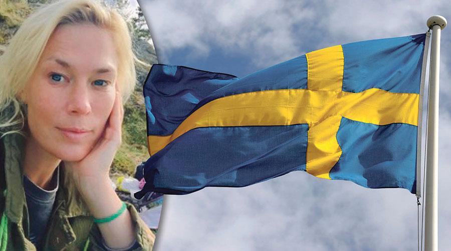 Vår flagga ska vaja för svenskheten. Den öppna, generösa och tillåtande svenskheten, skriver Emilia Molin.