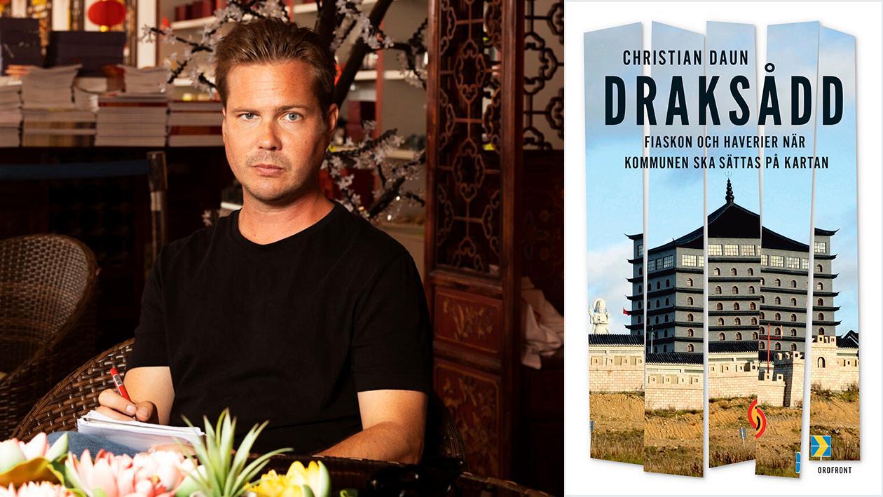 """Christian Dauns """"Draksådd"""" är """"ilsken och fin, rolig och sorglig om vartannat, balanserad utan att smaka trä"""", skriver Thomas Engström."""