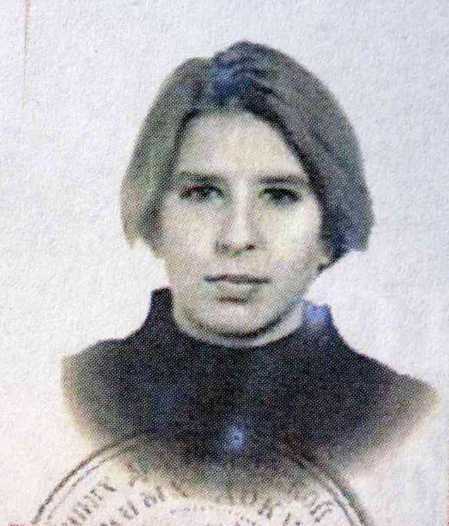 Natalia Pshenkina.