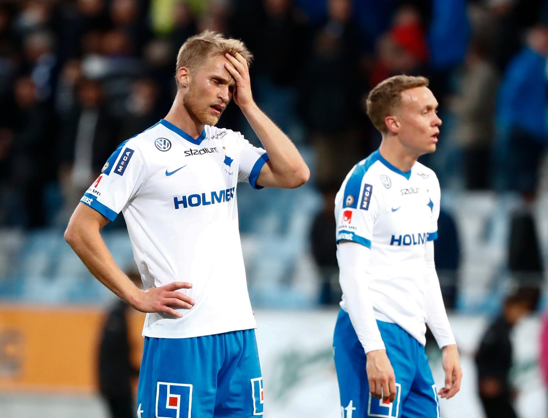 Norrköping är utslagna ur Europa League-kvalet (arkivbild)