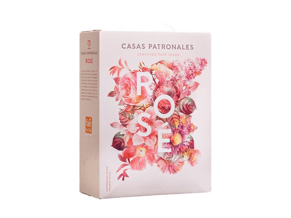 Casas Patronales Rosé  är storsäljare på Systembolaget.