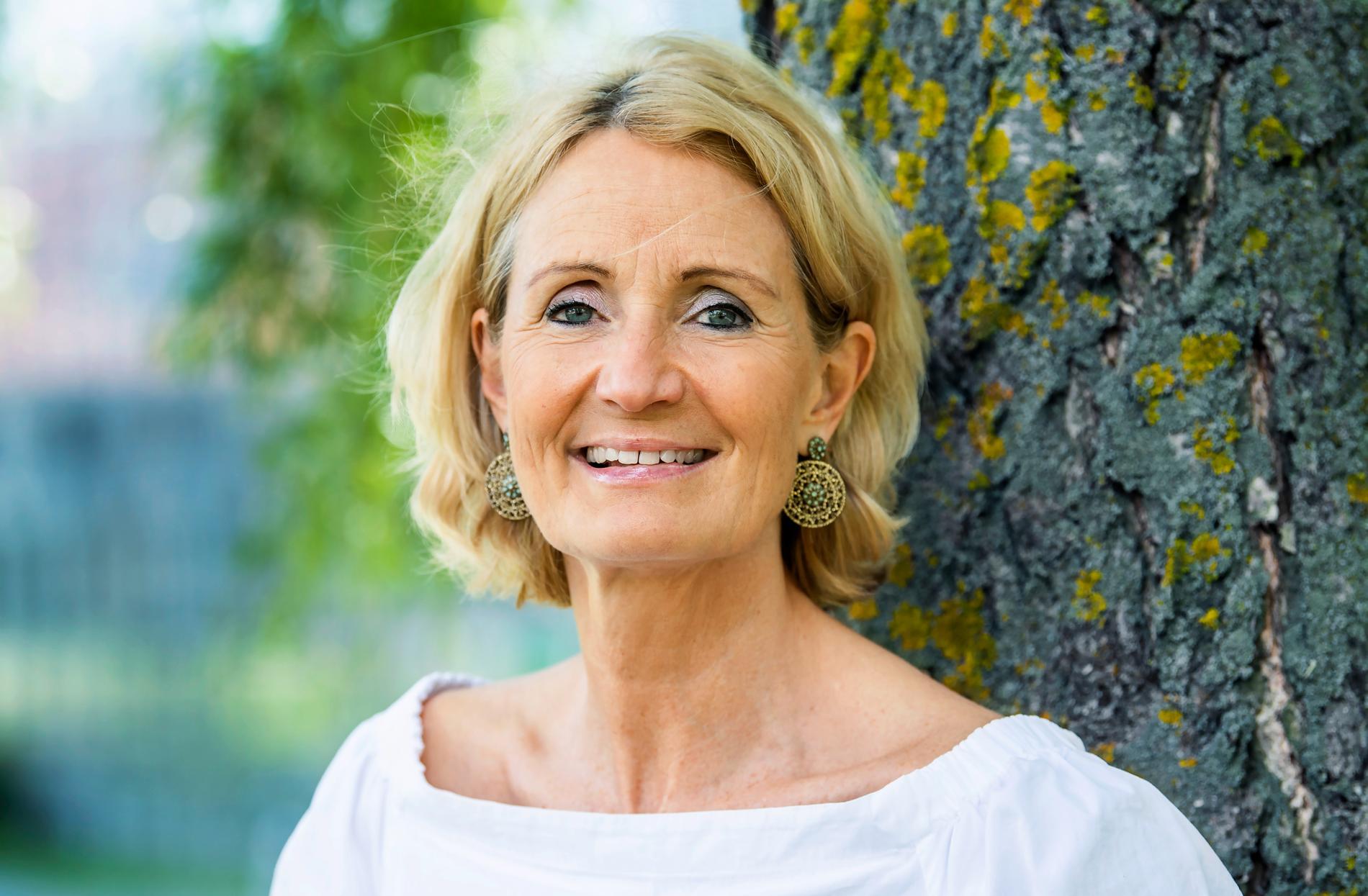 """Bibi Rödöö, programchef för """"Sommar"""" i P1."""