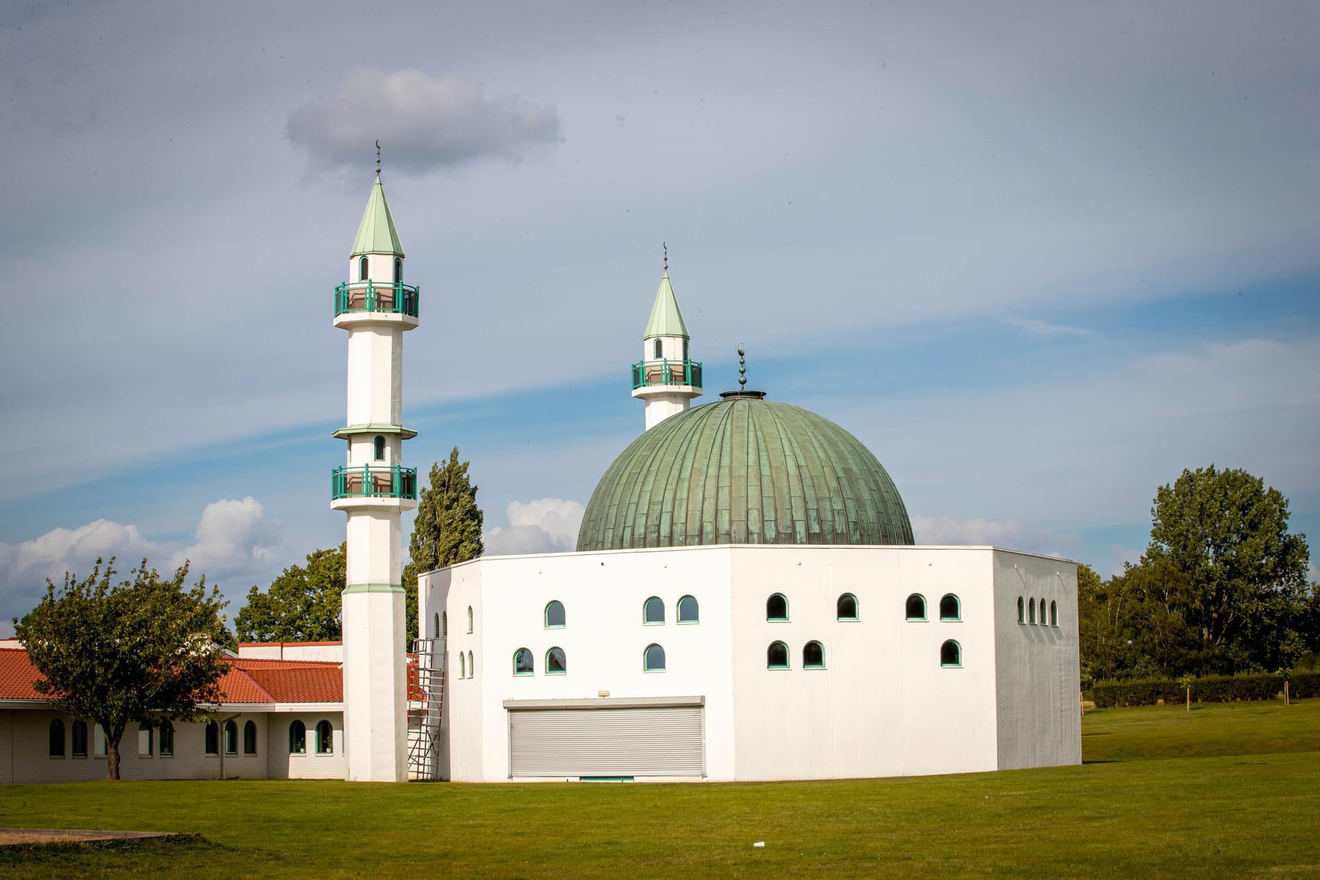 Islamic Center på Rosengård i Malmö
