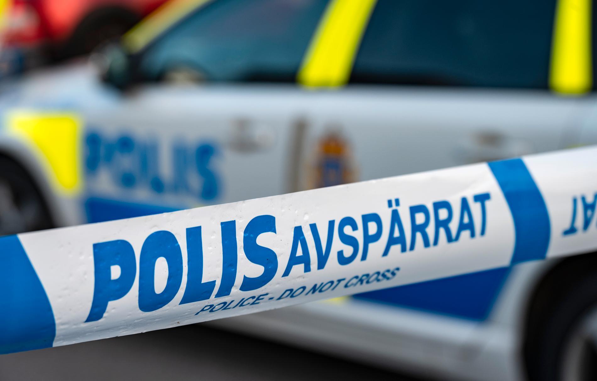 En man har förts till sjukhus efter ett grovt brott i Västerås. Arkivbild.