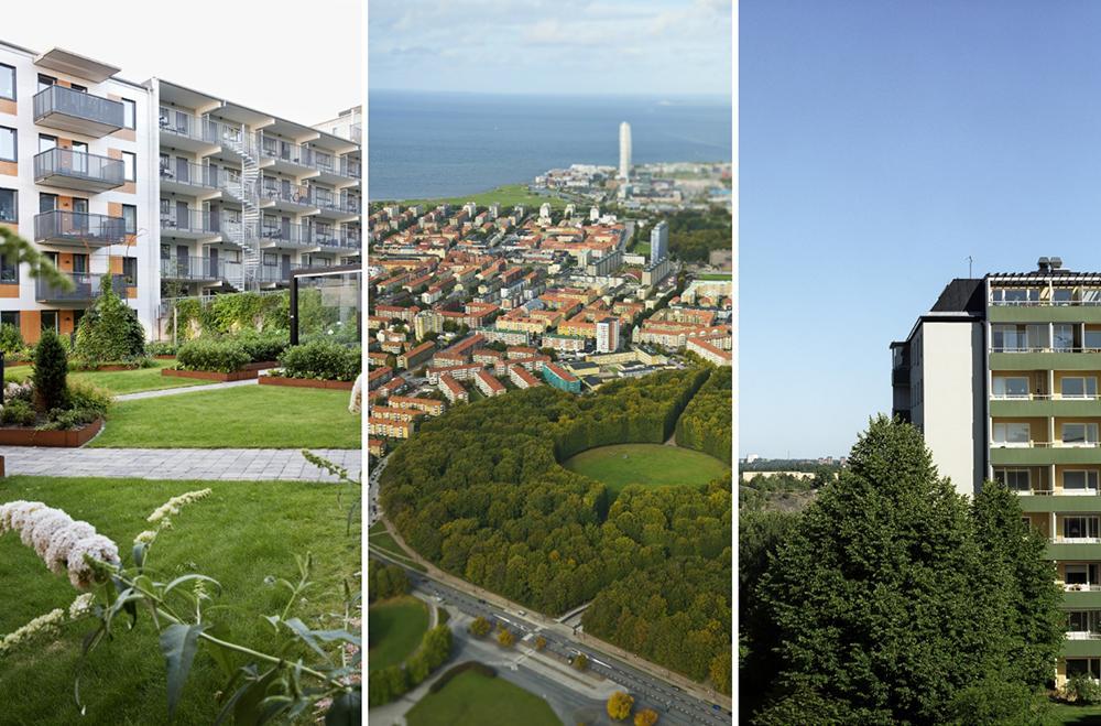 Det finns flera storstadsområden där mäklarna ser potential.