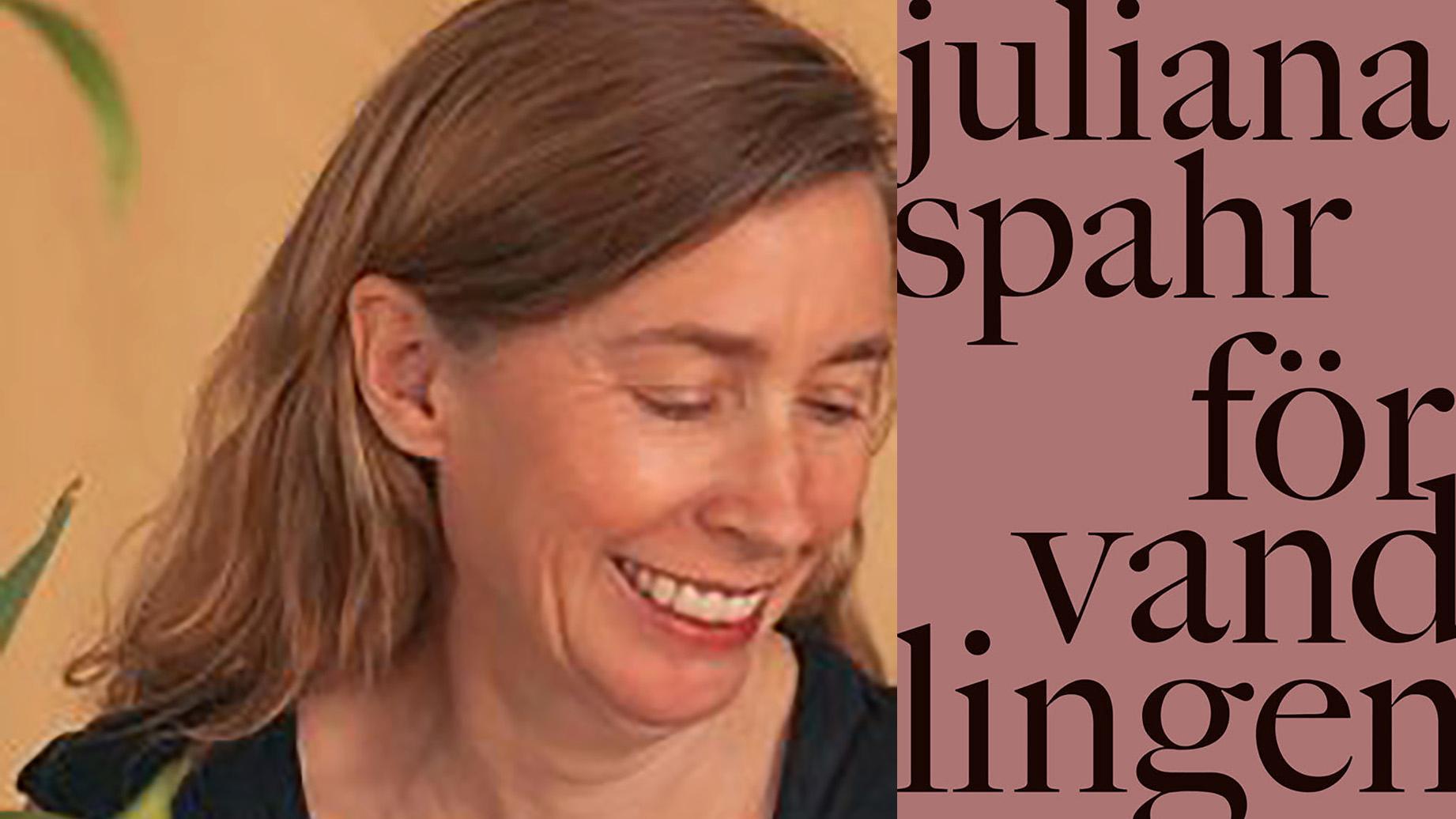 Juliana Spahr (född 1966) är en amerikansk poet, kritiker och förläggare.