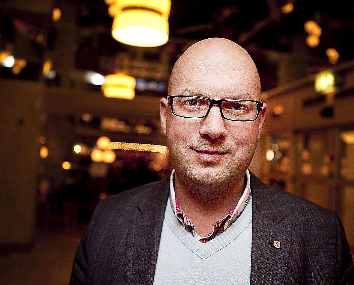 Sigtunas kommunalråd Anders Johansson (S).