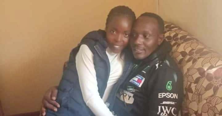 Agnes Tirop och Ibrahim Kipchumba Rotich.