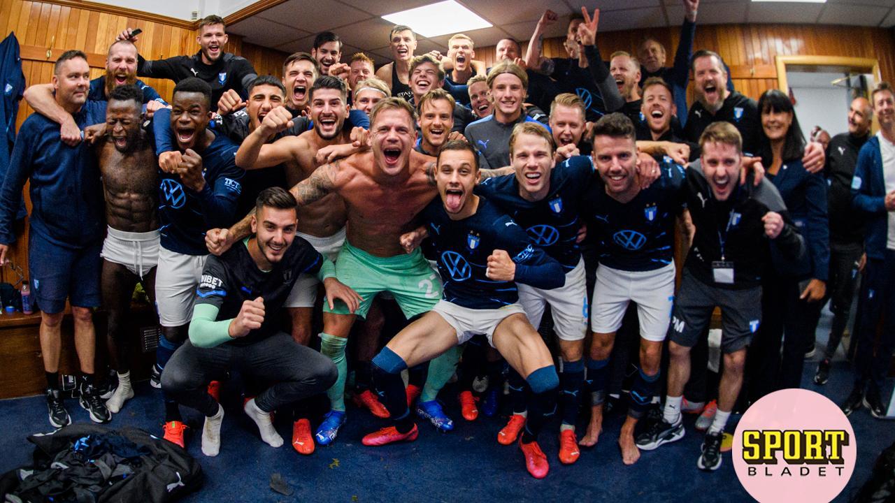 """Malmö FF hyllas av Skottland: """"Rangers var rädda"""""""