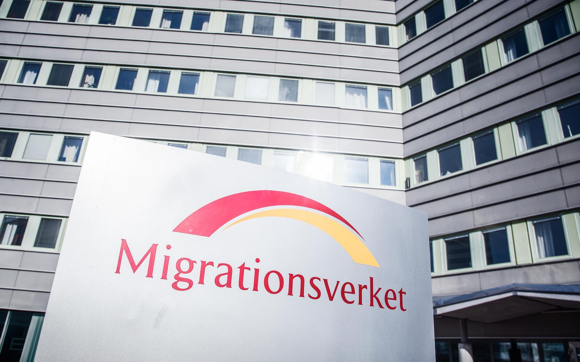 Riksrevisionen har granskat den stora neddragningen som Migrationsverket genomförde 2017-2020. Arkivbild.