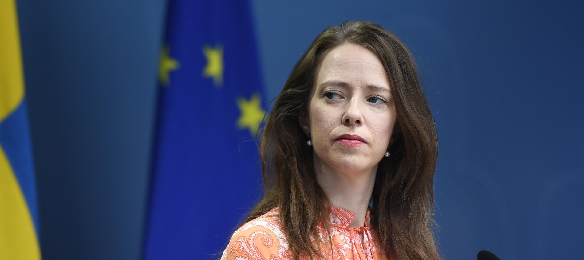 Åsa Lindhagen (MP) blir finansmarknadsminister och biträdande finansminister. (Arkivbild)