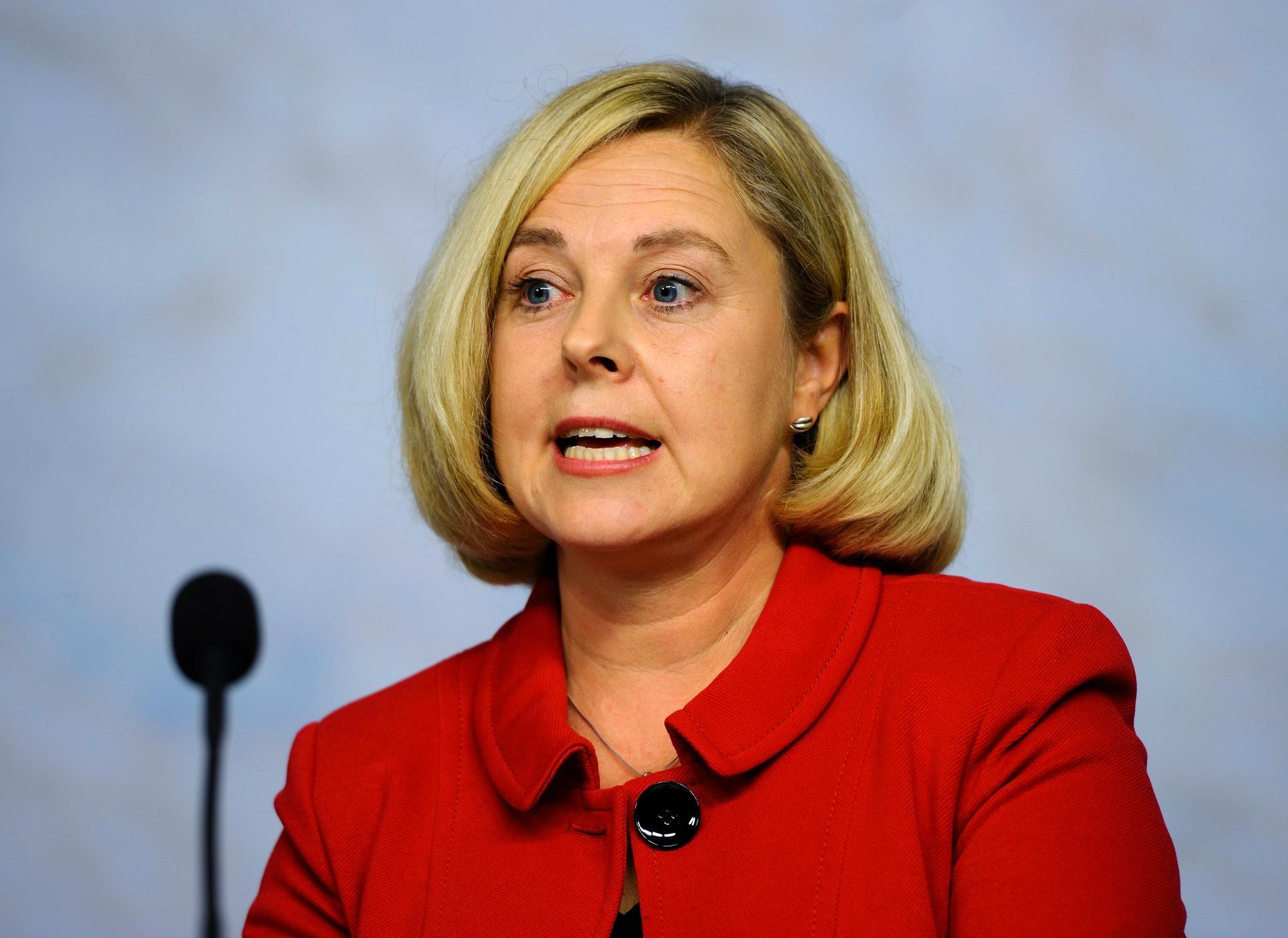 Anne Vadasz Nilsson, generaldirektör för Energimarknadsinspektionen.