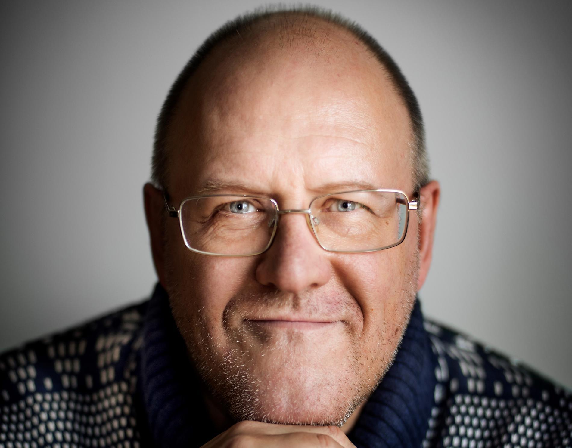 Sverker Johansson, fysiker och lingvist.