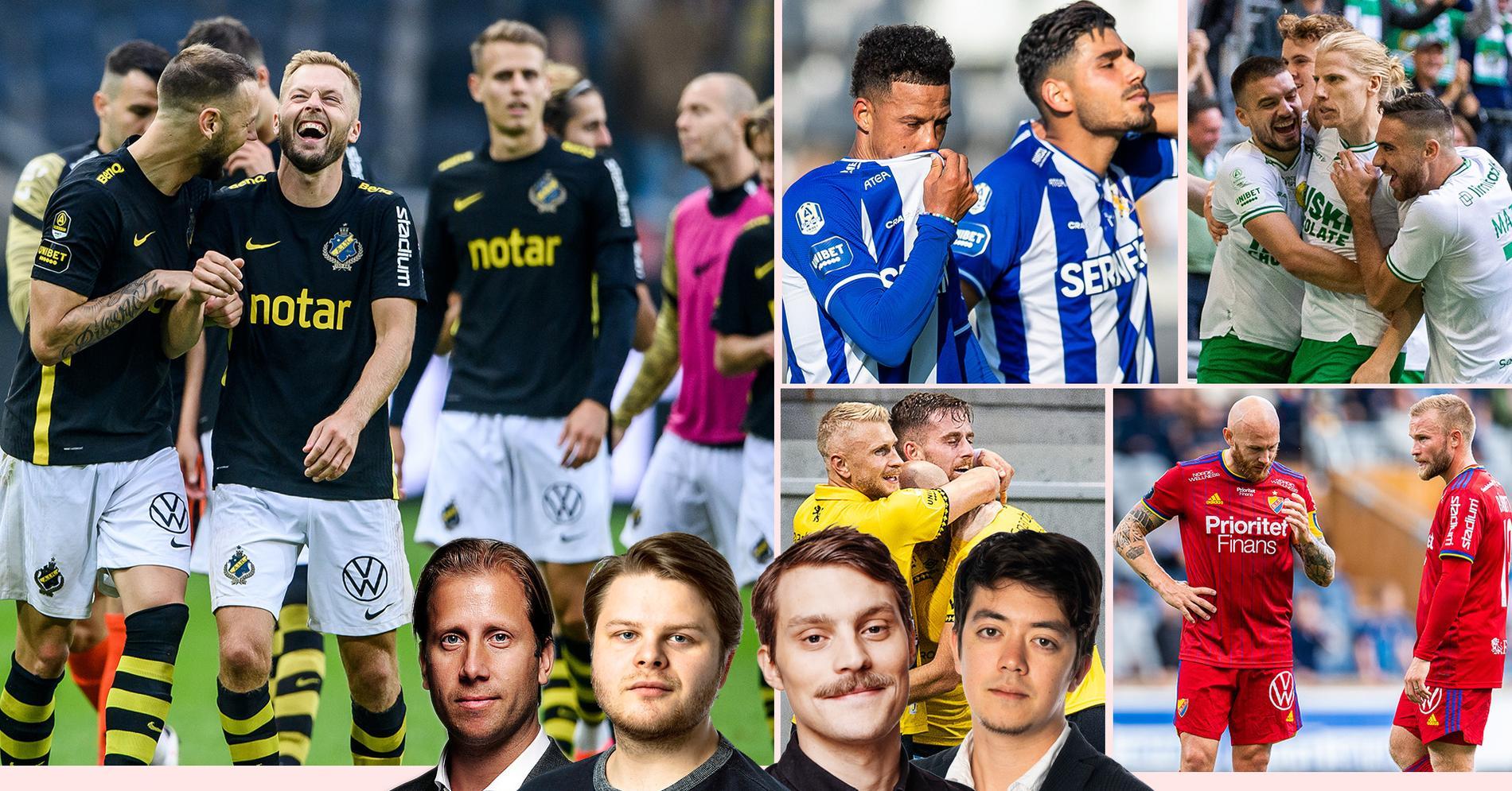 Allsvenska panelen omgång 17 – AIK hyllas stort