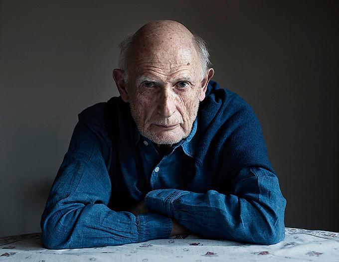 PC Jersild (född 1935) låter uppfinningsrikedomen flöda i nya boken om framtidens äldreboende.