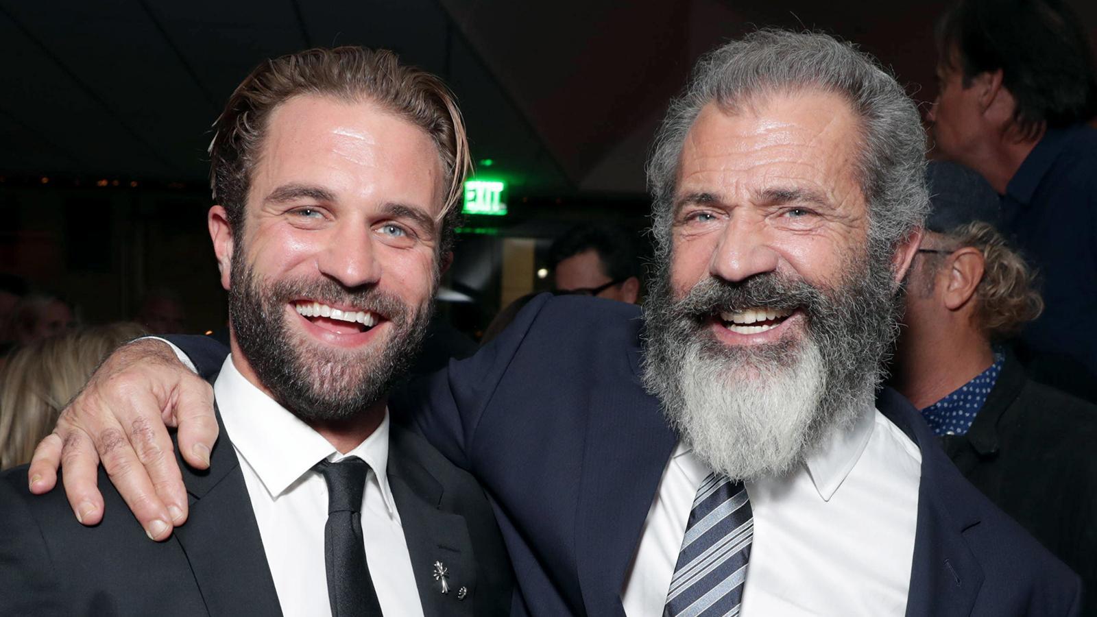 Milo och Mel Gibson.