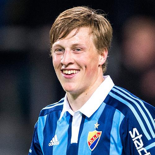 Emil Bergström.