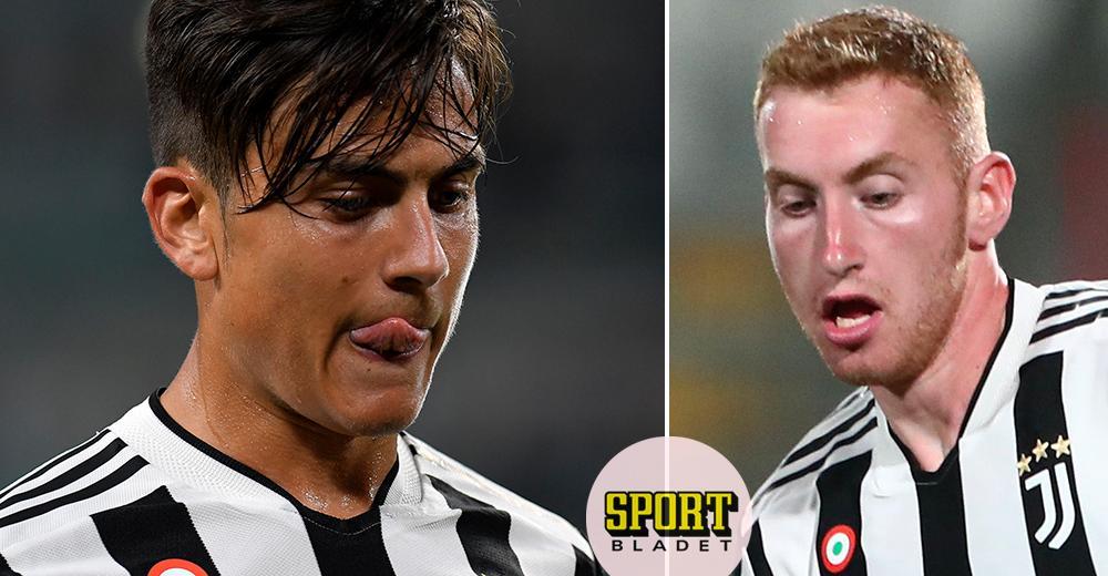 Juventus fiasko i första matchen utan Ronaldo
