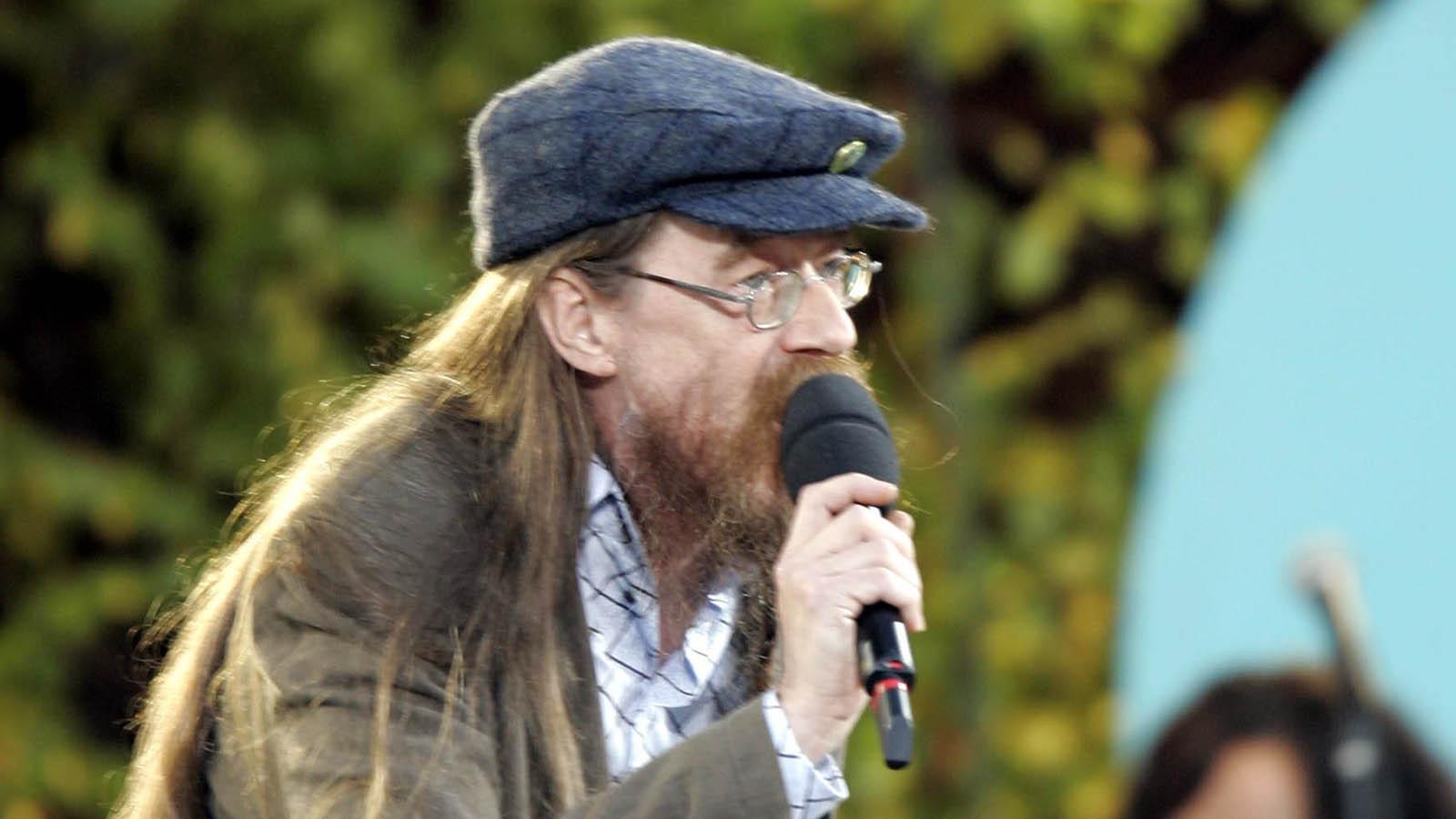 Peps Persson på Skansen.