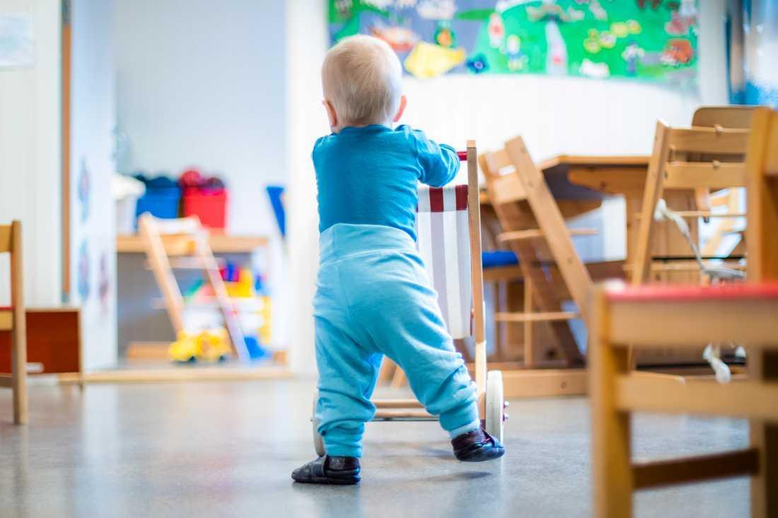 En ny motion om förskolan får föräldrar att rasa.