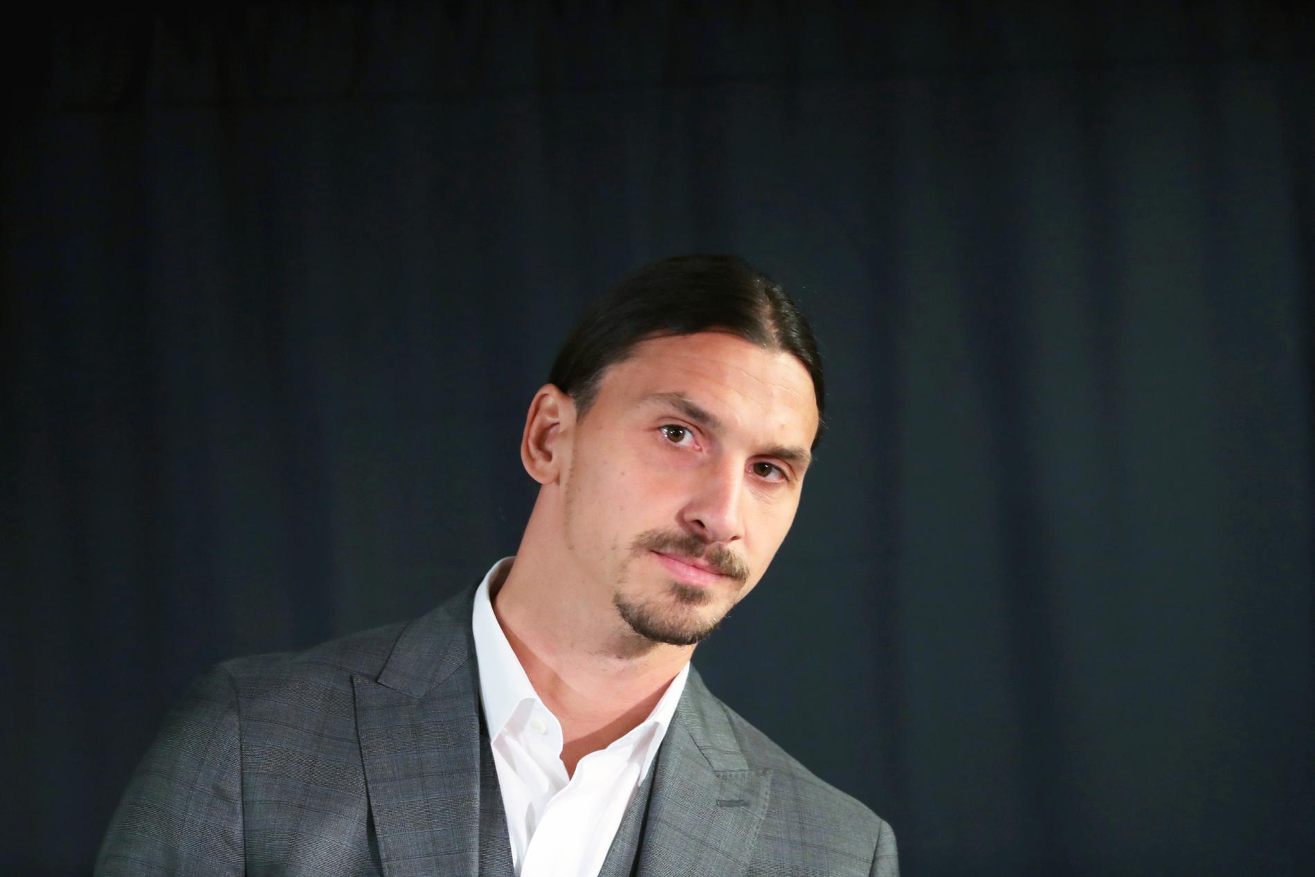 Zlatan har ofta varit kryptisk inför tidigare övergångar.
