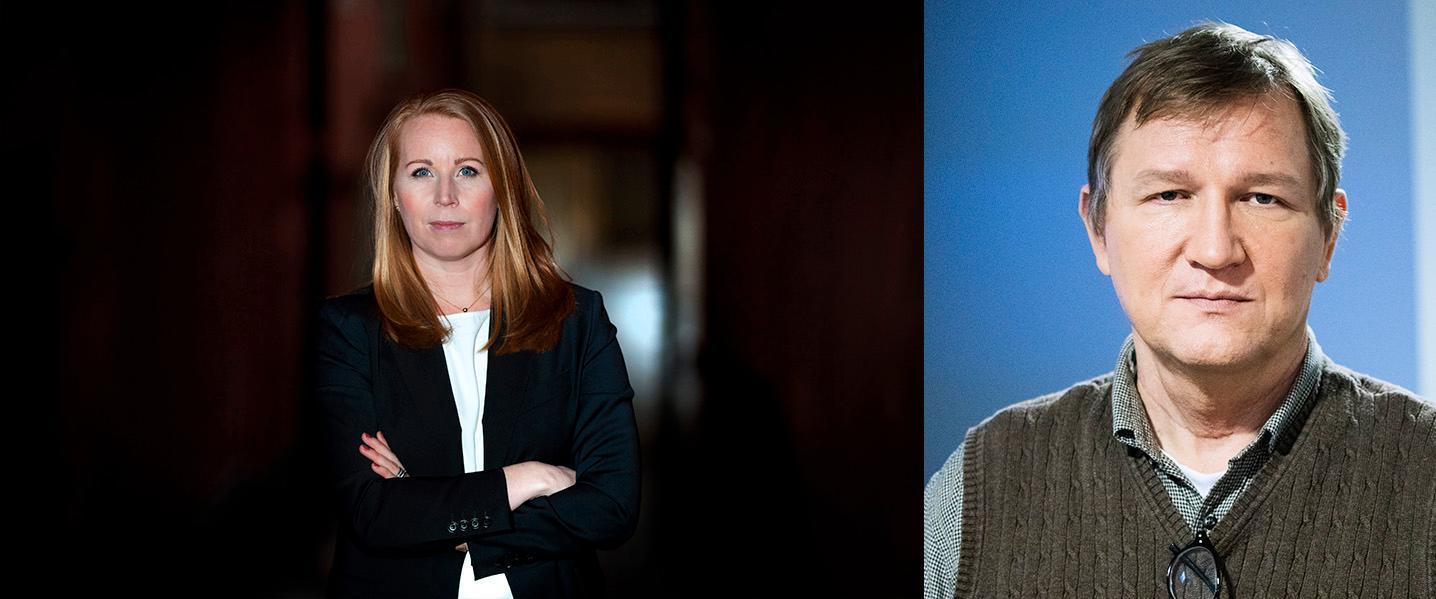 Den senaste tiden har C:s partiledare Annie Lööf fått motta hård kritik från flera håll.