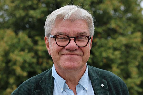 Olle Larkö är läkare och professor i dermatologi.