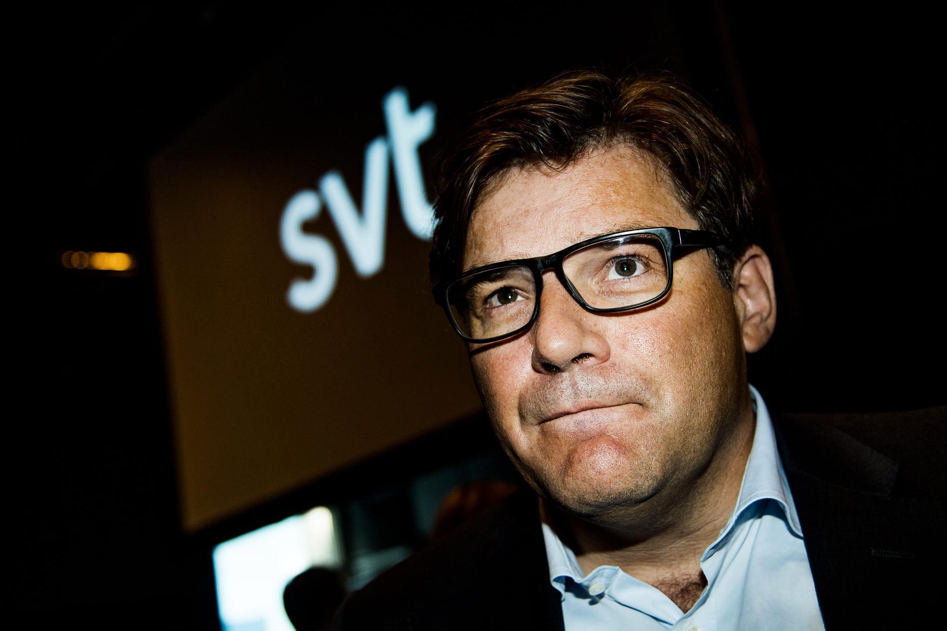 SVT:s Jan Helin.