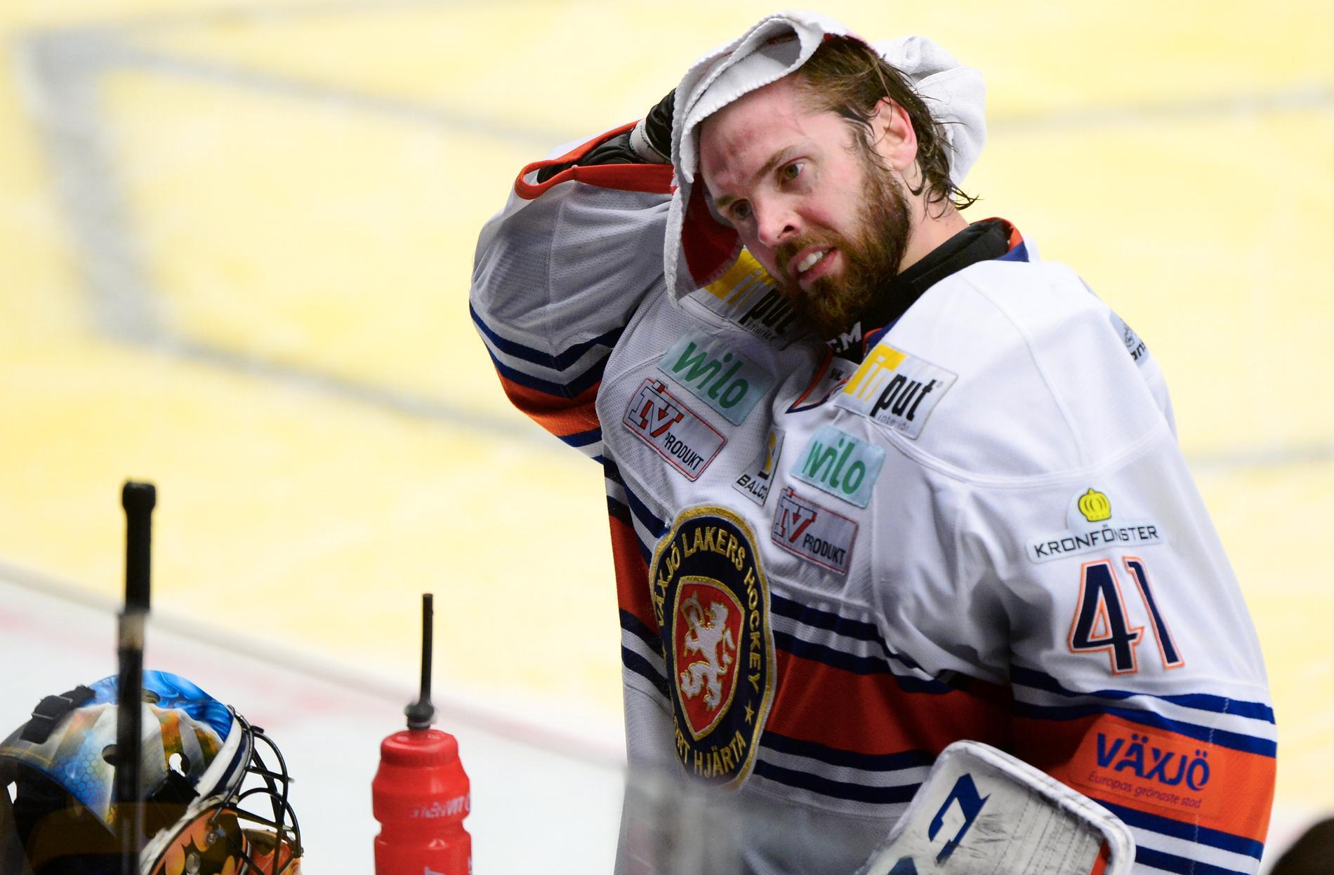 Christopher Nihlstorp blir inte kvar i Växjö.