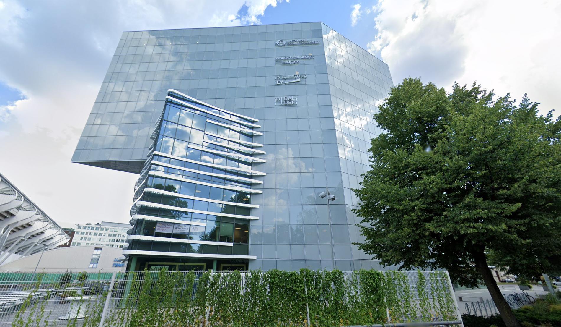 Fastighetsbolaget Balders kontor i Göteborg.