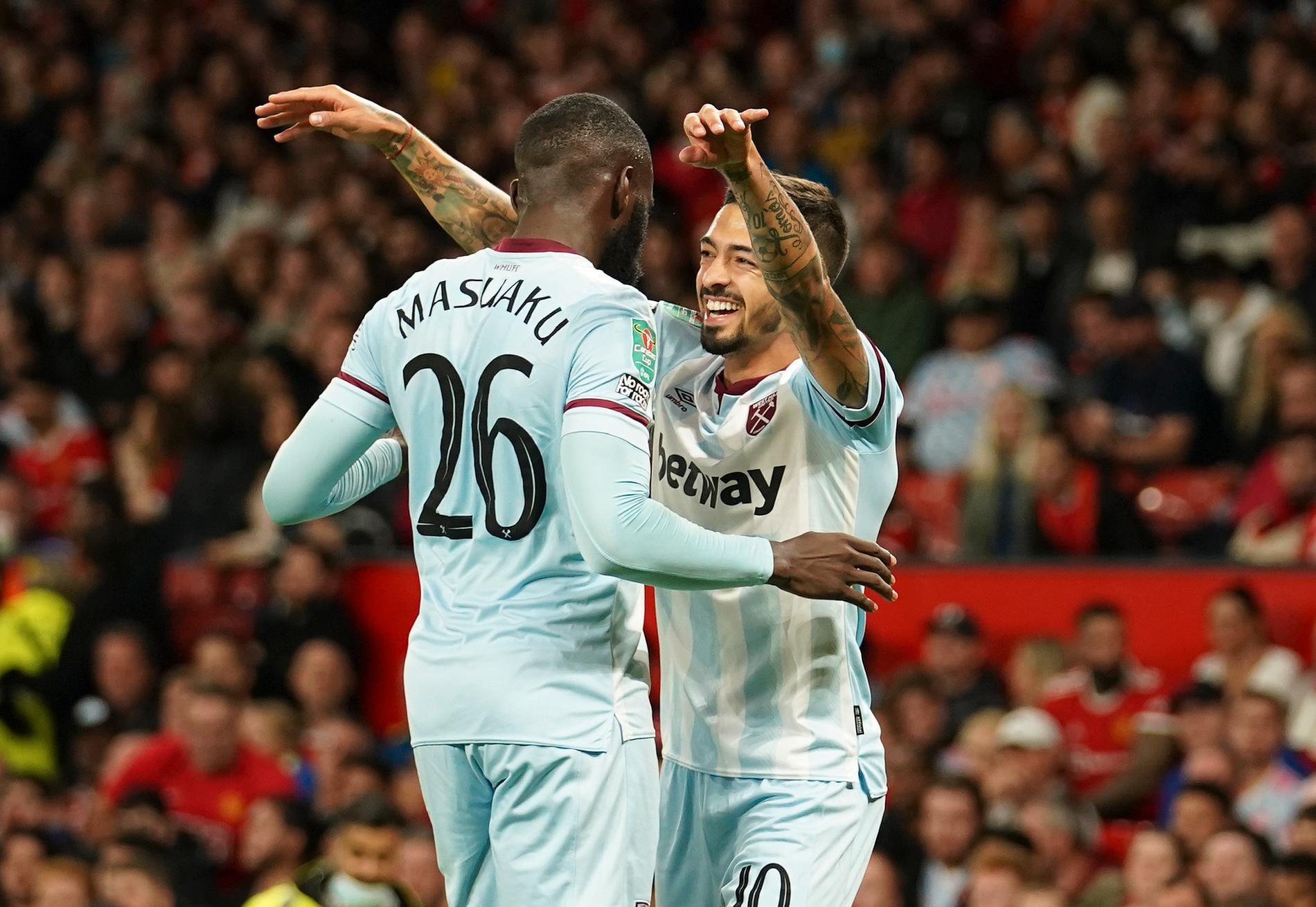 West Ham firar segermålet mot Manchester United.