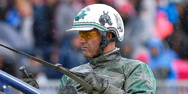 Åke Svanstedt har tre finalhästar i Hambletonian som körs på lördag.