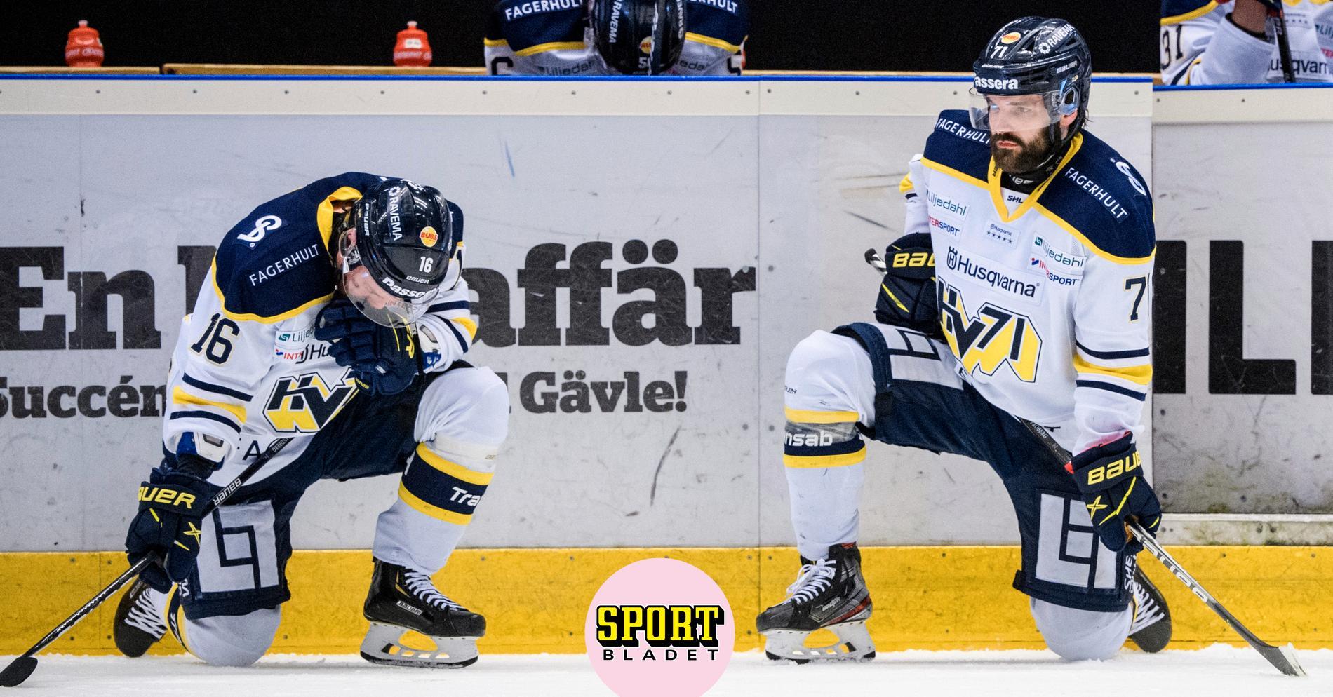 """Detaljerna om HV71:s fiasko: """"Blir för aggressiv"""""""