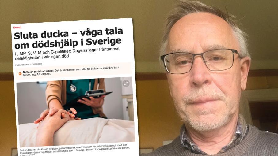 Tragiska fall, där dödshjälp påstås vara lösningen, beror ofta på att läkare fortsatt med uppenbart gagnlösa insatser. De kan efter samråd med patient och anhöriga avslutats fullt lagligt. Replik från läkaren Bengt Järhult.