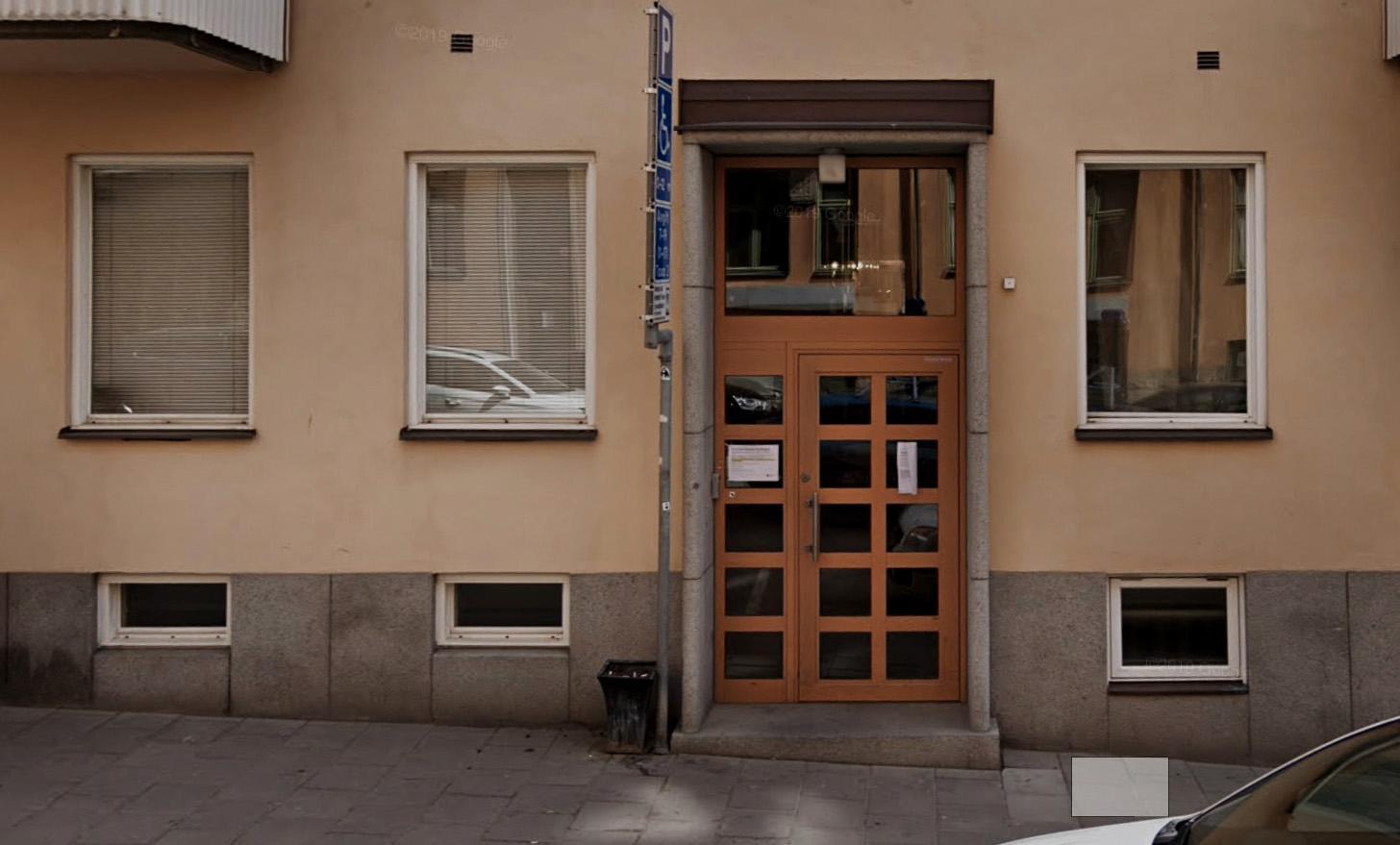 Paolo Roberto greps i natt misstänkt för sexköp på Östermalm i Stockholm