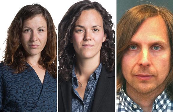 Lisa Röstlund och Alexandra Urisman Otto, båda Dagens Nyheter och Daniel Värjö, Sveriges Radio Kaliber, är nominerade till Aftonbladets nyinstiftade Klimatjournalistpriset. Vinnaren presenteras den 15 oktober.