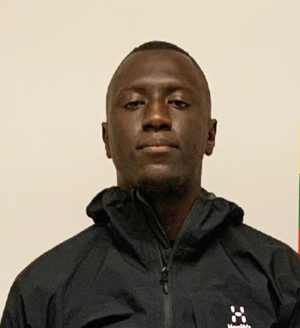 Dodou Jallow, 22, döms till livstids fängelse.