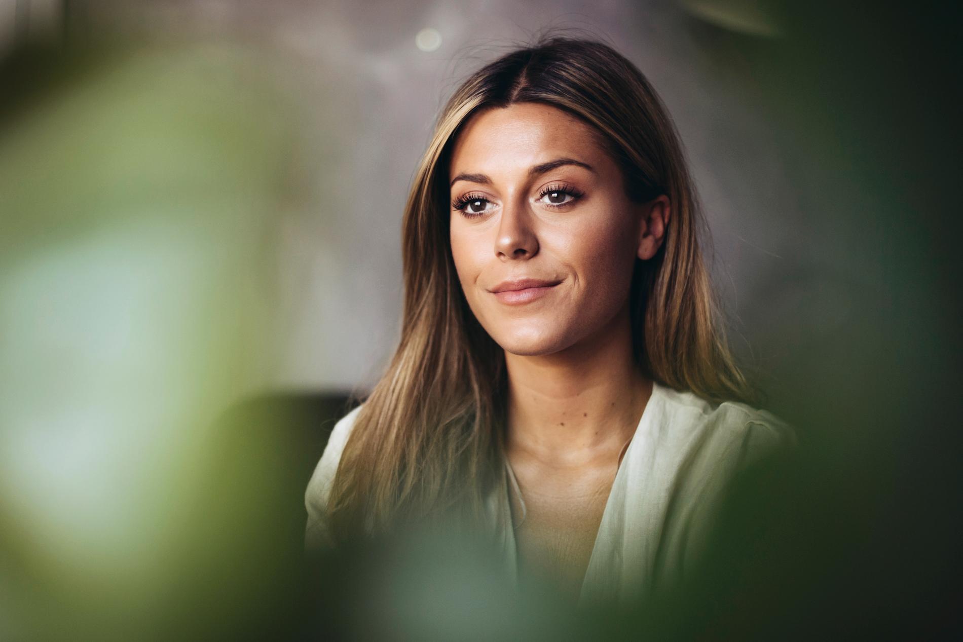Bianca Ingrosso är en av flera kända svenska kvinnor som blivit utsatt för att hennes ansikte används i deepfake-porr. Arkivbild.