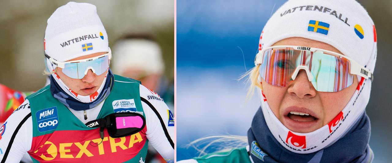 Linn Svahn och Jonna Sundling