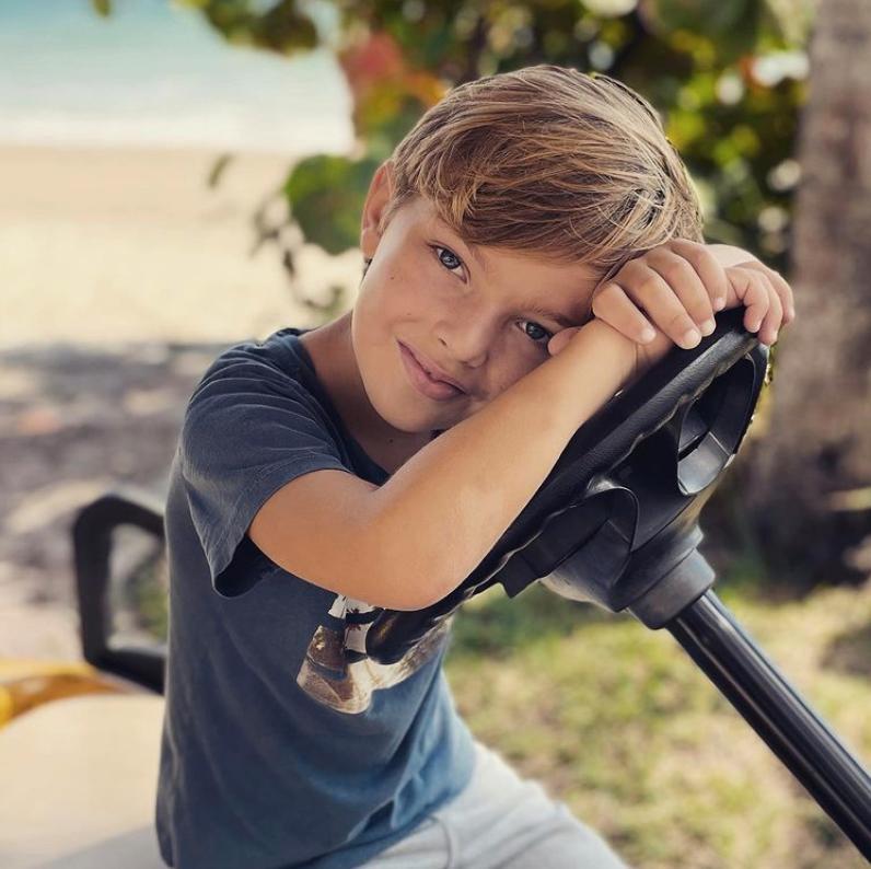 I dag fyller prins Nicolas 6 år och han firar privat med familjen i Florida.